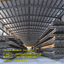BS1387 Shouldered end galvanized steel pipes in hebei cangzhou