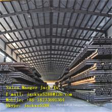 Tubos de aço galvanizado BS1387 com extremidades opostas em hebei cangzhou