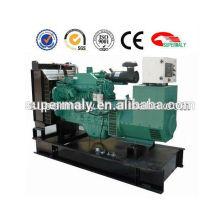 Low fuel consumption! 140kva generator set by Cummins engine 6BTAA5.9-G2