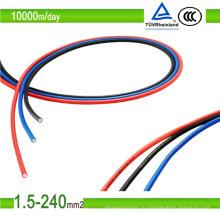 4 мм2 кабель для солнечных панелей с отличным медным материалом 99,9%