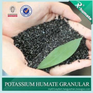 100% Soluble Potassium Humate