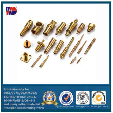 Medical Equipment Parts Use Brass Ms58