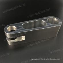 Traitement CNC Pièces d'usinage OEM / ODM / Customized Stainless Steel / Aluminium Parts