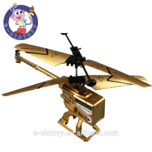 Amazing 3.5CH flying and transforming rc helicopter prime design