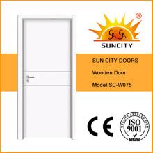 Puertas interiores blancas de alta calidad