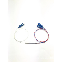 FBT SC/UPC  1*2 0.9 13/15nm Splitter Coupler