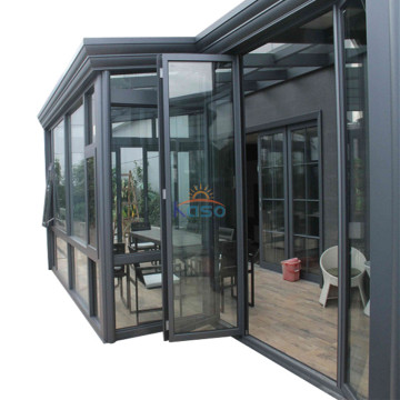 Glass Winter Garden Sunroom House Designs