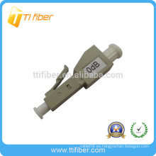 0dB Atenuador de fibra óptica con fibra multimodo