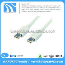 6 pieds / 1,8 m Plaqué or Mini DP sur le câble Mini DP