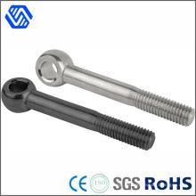 Metallbolzen Stahl Halbgewinde Augenschraube