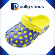 Wholesale Bicolor China Kid EVA Cheap Garden Shoes