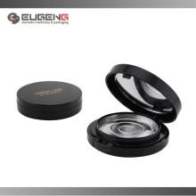 Runde Form leere kompakte Pulver Container Kosmetik Verpackung
