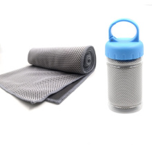 Fashion Outdoor Sports Gym Yoga Fitness Cooling Towel, Microfiber Cooling Headband