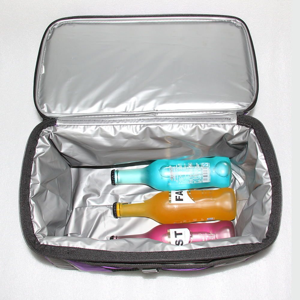 Caja de almuerzo Fit Meal Prepare Pack Messenger Bag