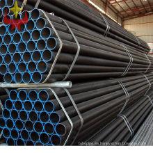 tubo de caldera tubo/caldera de acero sin costura tubos acero/taladro vástago