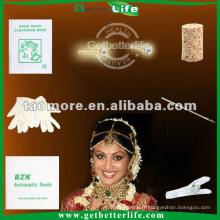 Inox 316L art. Body Piercing bijoux Piercing de nez or indien