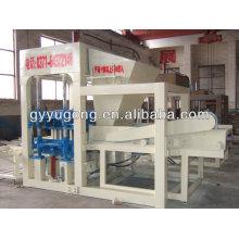 BEST SALES ! Yugong QT 4-20 concrete brick making machine