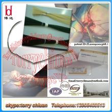 Boda, поглощаемый хромовой кетгут, стерильный пакет швов, медицинский клей и свойства шовного материала