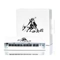 48V 96W 8 portas externo POE Switch