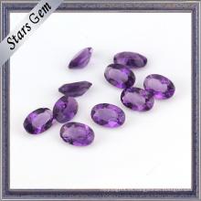 Piedras preciosas de amatista púrpura natural de Sudáfrica
