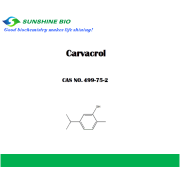 Carvacrol no CAS 499-75-2