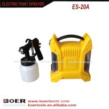 Poder grande do pulverizador elétrico da pintura do poder do pulverizador da pintura de HVLP