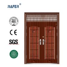 Cheap Unstandard Steel Door with Air Window (RA-S182)