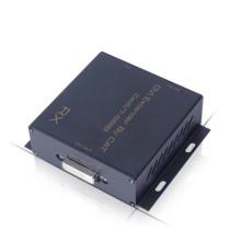 Extendeur DVI 50m par Single Cat5e