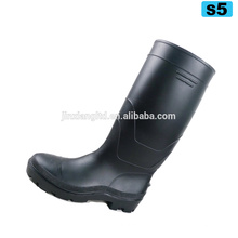 steel toe cheap rain boots safety rain boots for men