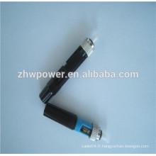 Connecteur rapide Fc / upc pour câble Ftth, connecteur de champ Sc Pc haute qualité, connecteur rapide Fc, connecteur Ftth