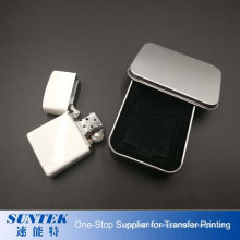 White Metal Blank Sublimation Lighter