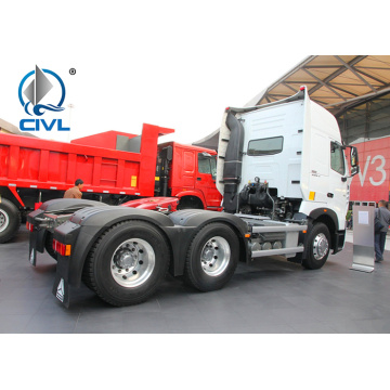 HOWO 380HP 6 x 4 Prime Mover Truck