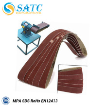correia de lixamento dura das telas compostas de alta qualidade da carcaça da alta precisão para a madeira