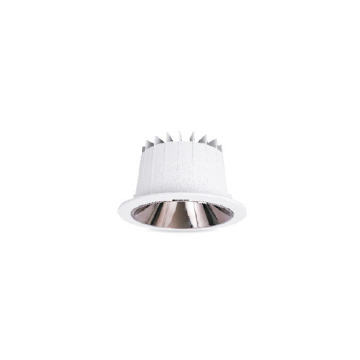 Round Shape White 10W LED Downlight