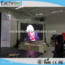 Portable LED Display High Definition Super Slim LED Bildschirm Video Wand Innen P6 für Event