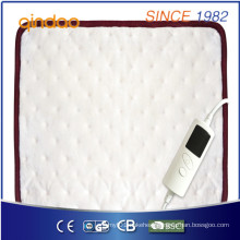 2016 New Ultrasonic Welding Safety Electric Heating Pad with Timer