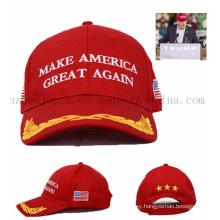 OEM Logo Promotional Advertising Baseball Hat Cap for Vote