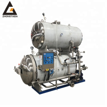 High Efficiency Autoclave For Pouch Food Sterilization