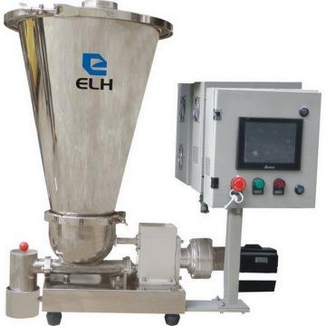 Alimentador de pérdida de peso de tornillo gemelo para máquina de extrusión