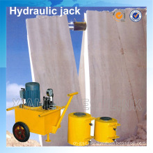 High Quality Pushing Tools Hydraulic Jack for Quarry Stone
