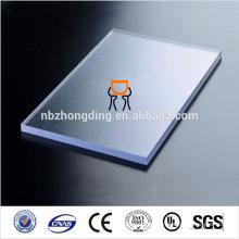 UV profesional protege la hoja sólida de la PC fábrica de China