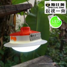 5W lâmpada LED portátil ao ar livre, mercado nocturno LED de alta qualidade