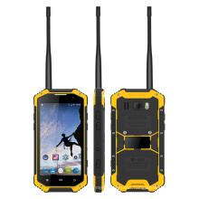 4.7 Inch Screen IP68 Waterproof Android Rugged Smartphone with UHF Radios VHF Walkie Talkie walkie-talkie