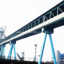 Rubber Belt Conveyor / Troughed Belt Conveyor / China Conveyor System Manufacturer