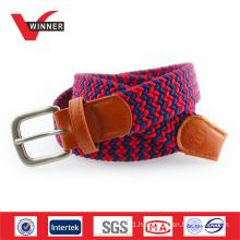 nautical rope belt braided belt