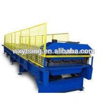 Passed CE and ISO YTSING-YD-0658 Metal Roof Panel Roll Forming Machine For Building Material