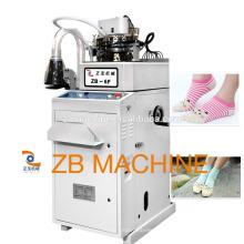 Máquina de confecção de malhas automática da peúga de 3.75 terry