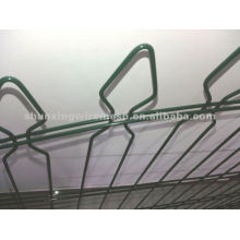 Shunxing Company Galvanized Double Wire Mesh Fence