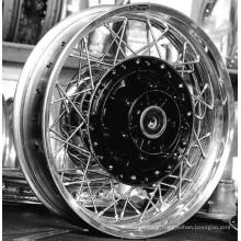 FLG Wheel hub spin forming machine