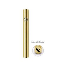 Vape blister packaging Preheat CBD 510 vape pen battery with micro usb